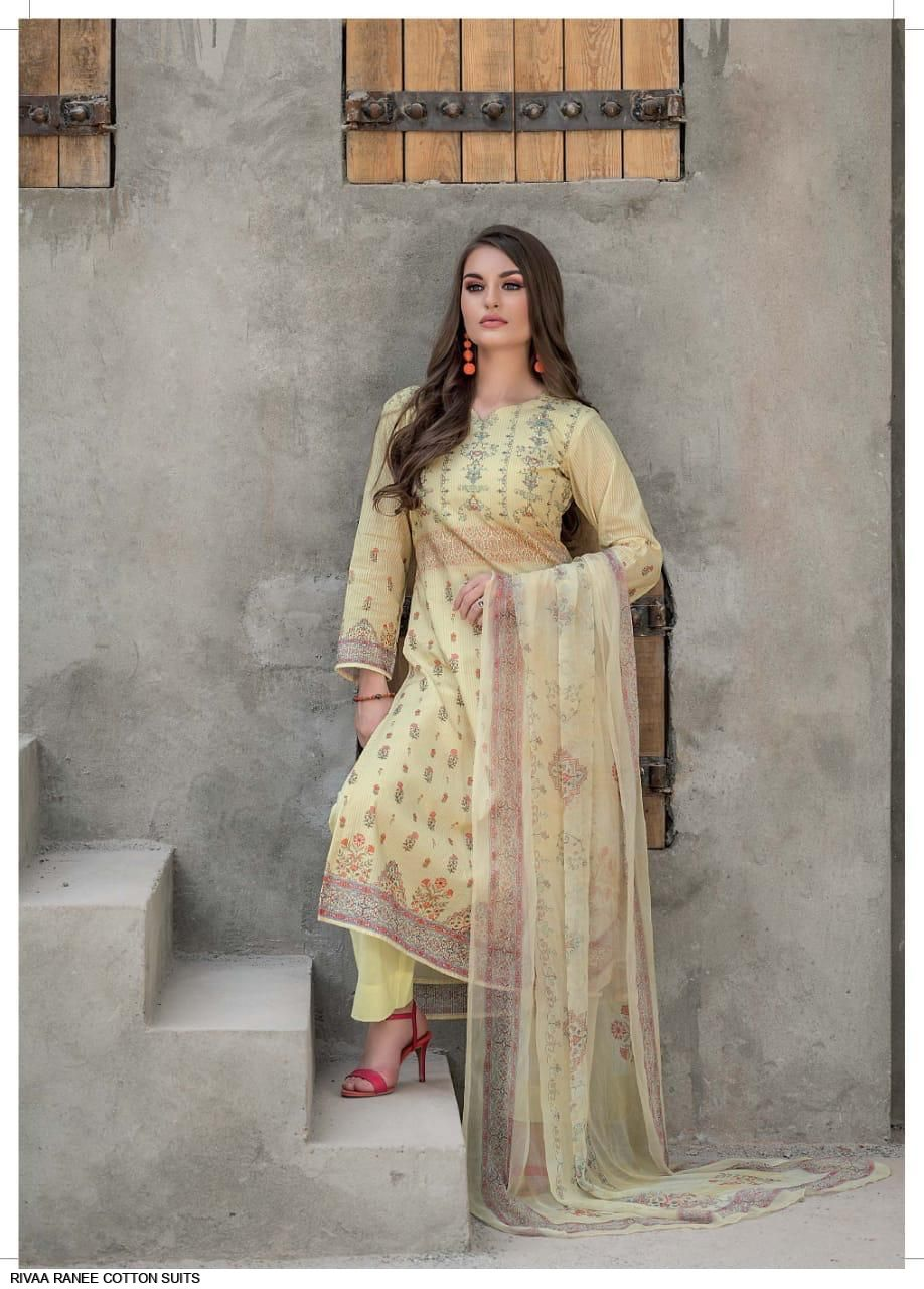 RIVAA RANEE COTTON SUITS